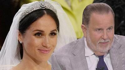 El día de la boda real: a Raúl de Molina se le salieron las lágrimas por Meghan Markle