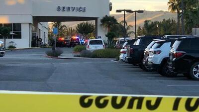 Tres muertos tras balacera en Ford de Morgan Hill; el pistolero y las víctimas eran empleados del concesionario