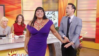 Sin Rollos: Liliana Rodríguez aprendió a amarse a ella ¡y a sus curvas!