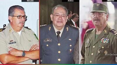 Echan de cabeza a altos mandos mexicanos en el juicio de 'El Chapo'