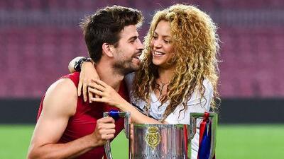 ¡De fiesta! Shakira, Pique y Messi felices tras ganar la liga de campeones
