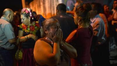 Una fiesta familiar en este Viernes Santo acabó en una brutal masacre