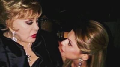 """Itati Cantoral asegura que la serie """"Silvia Pinal, Frente a Ti"""" ayudará a muchas mujeres a superar relaciones tóxicas"""