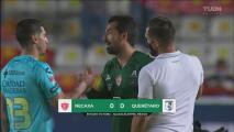 Necaxa rescata un punto al empatar 0-0 con Querétaro en el Victoria