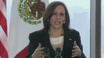 Kamala Harris concluye su visita en México con la firma de un pacto de cooperación en seguridad y desarrollo regional
