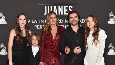 Así fue el homenaje a Juanes en la gala de Persona del Año en la víspera de los Latin GRAMMY
