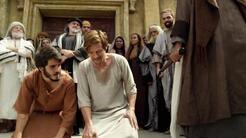 Natanael y Santiago fueron azotados por ser seguidores de Jesús
