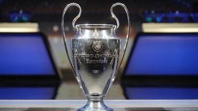 Definidos los bombos para sorteo de la Champions League
