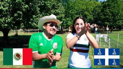La Gallina Vidente nos llena de ilusión para el juego México vs Martinica