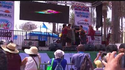 Miles de personas disfrutaron del Festival Chapin 2018 en Los Ángeles