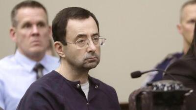 Comité Olímpico de EEUU busca desconocimento de USA Gymnastics por caso de Larry Nassar