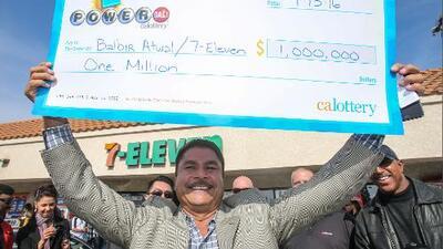 Ganadores del Powerball se llevan 1,600 millones de dólares