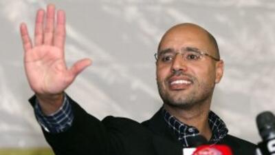 Saif al-Islam habría llegado a Níger