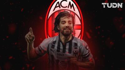 El AC Milán iría de último minuto por Rodolfo Pizarro