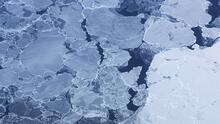 Calentamiento global: se desprenden 43 millas cuadradas de hielo de la superficie ártica más grande del mundo