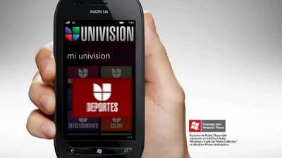 Baja gratis la Aplicación de Univision