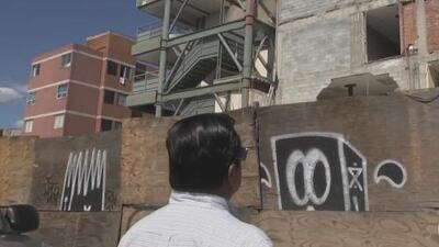 """""""Que las escuelas sean hogar y no su tumba"""": padres recuerdan con dolor a víctimas del sismo en México del 2017"""
