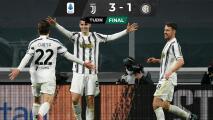 Pisa fuerte la Juventus en goleada ante la Lazio