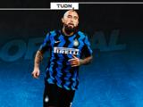 Oficial: Arturo Vidal es nuevo jugador del Inter de Milán