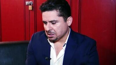 Larry Hernández dio detalles de su encuentro con un narco que lo amenazó de muerte
