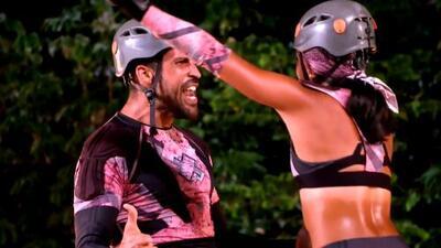 Silverio y 'Lolo' sorprendieron a Ella y Yann: los enviaron al Inframundo y ahora están entre los finalistas