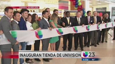 Univision tiene una nueva tienda en el aeropuerto de Fort Lauderdale