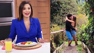 """Karla Martínez reacciona al romance entre Danilo Carrera y Michelle Renaud: """"No se puede ocultar el sol con un dedo"""""""