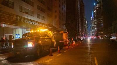 Aseguran que una sobrecarga de energía fue lo que causó el apagón en Manhattan
