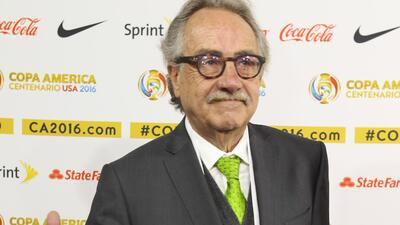 Decio de María:  'Será el mejor Tri que participe en una Copa América'