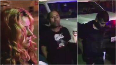 Tras asesinato de dos migrantes de la caravana en Tijuana detienen a tres sospechosos