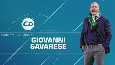 Latinos que Triunfan: Giovanni Savarese, el DT venezolano que llevó a la final de la MLS a Portland Timbers