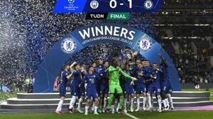 ¡Chelsea es campeón de la Champions League!
