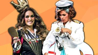 Desde reina hasta capitana del Titanic: Galilea lo ha hecho (casi) todo en Pequeños Gigantes