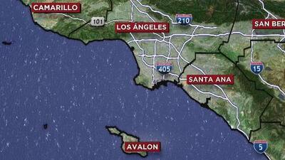 Un jueves seco y con cielos despejados le espera a Los Ángeles