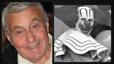 Muere el Bozo americano, Frank Avruch, a los 89 años