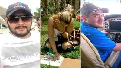El drama de tres jóvenes pilotos perdidos en la selva peruana