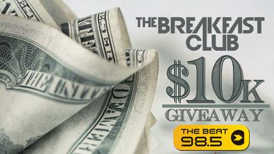 The Breakfast Club $10k Giveaway