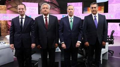 Este domingo los mexicanos eligen a su nuevo presidente