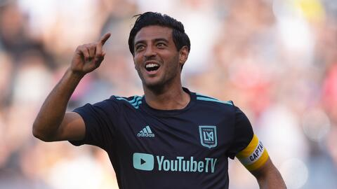 La 'vela' de Carlos enciende una vez más la MLS gracias a doblete para liderar la liga en goles