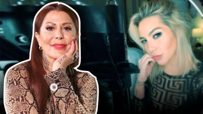 """""""Amo a mi familia y jamás voy a hablar mal de ella"""": Alejandra Guzmán reacciona a los ataques de Frida Sofía"""
