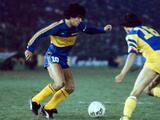 El Estadio Azteca estrenó remodelación con gol de Diego Maradona ante el América
