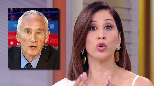 """Jorge Ramos llevó """"un gran peso"""" representando a los latinos en el debate demócrata, estos son los puntos que tocó"""