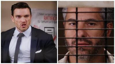 Carlos descubrió que Alan cometió el asesinato por el que él fue encarcelado