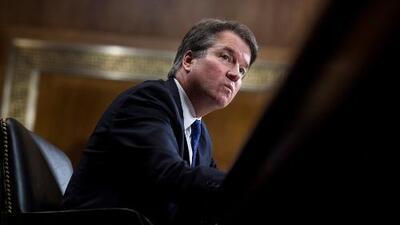 Senador Bob Menéndez dice que Brett Kavanaugh no tiene el temperamento para ser juez de la Corte Suprema