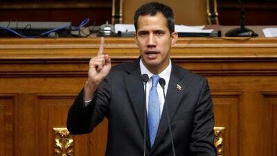 Juan Guaidó declara alarma nacional y pide ayuda internacional para detener el envío de petróleo a Cuba