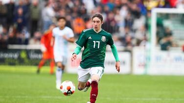 Canadá busca 'robar' a joya mexicana que juega en Arsenal