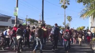 Se espera que cientos de indocumentados que cruzaron la frontera lleguen al Metroplex