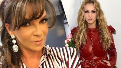 """""""No me llevo con ella"""": Mariana Garza no tiene amistad con Paulina Rubio"""