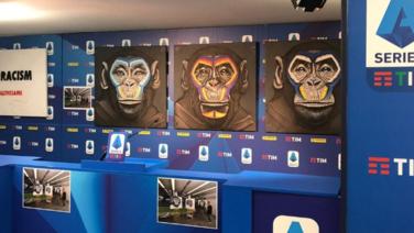 Serie A publica polémica campaña en contra del racismo