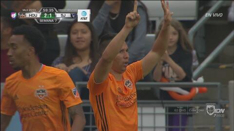 Golazo de Tomás Martínez y el Dynamo vuele a ponerse arriba en el marcador